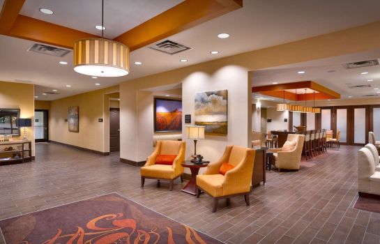 Hotelhalle Hampton Inn Omaha-West Dodge Road -Old Mill- NE