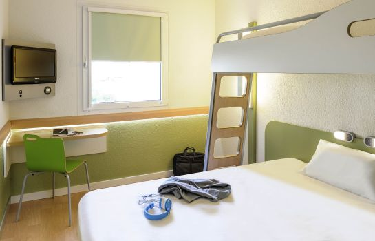 Standardzimmer ibis budget Hamburg City