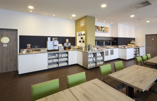 Breakfast room Holiday Inn Express FRIEDRICHSHAFEN