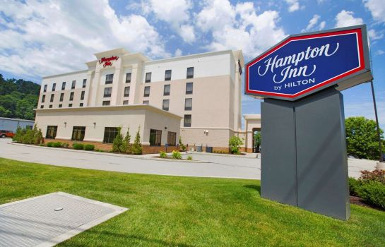 Vista exterior Hampton Inn Pittsburgh-Bridgeville PA