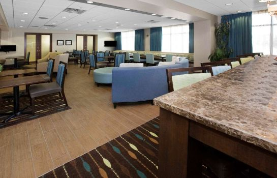 Hotelhal Hampton Inn Pittsburgh-Bridgeville PA