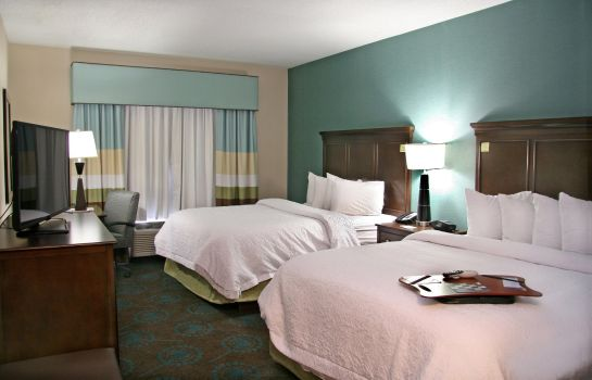 Suite Hampton Inn Pittsburgh-Bridgeville PA