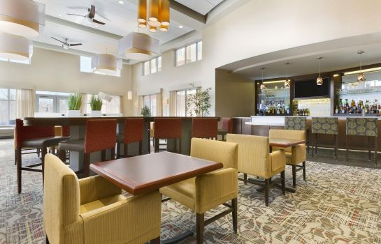 Hotel bar Homewood Suites by Hilton Pittsburgh Airport Robinson Mall