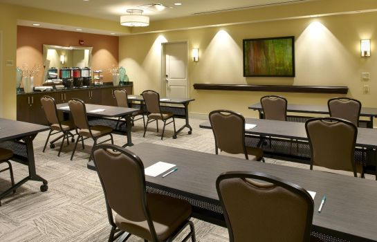 Conference room Homewood Suites by Hilton Pittsburgh Airport Robinson Mall