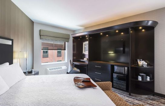 Kamers Hampton Inn - Suites Portsmouth Downtown