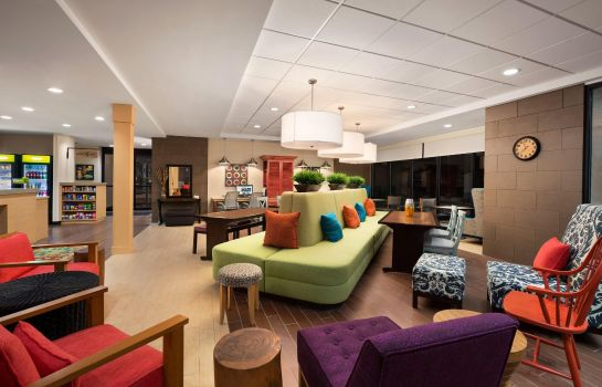 Hotelhalle Home2 Suites by Hilton Rochester Henrietta NY