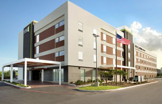 Außenansicht Home2 Suites by Hilton San Antonio Airport