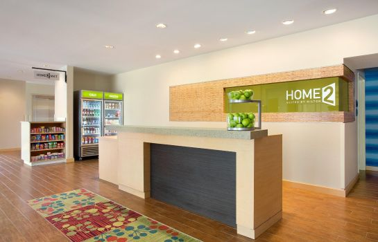 Hotelhalle Home2 Suites by Hilton San Antonio Airport