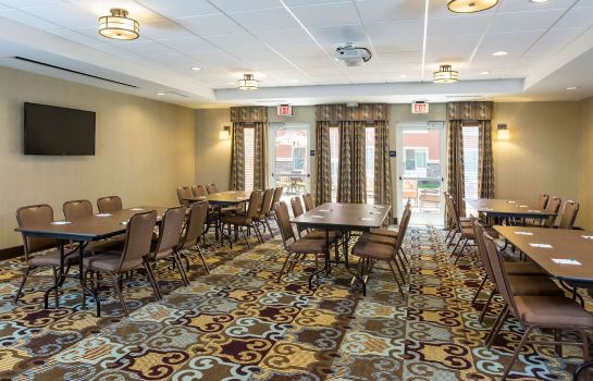 Conference room Homewood Suites by Hilton San Bernardino