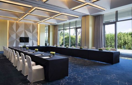 Conference room JW Marriott Hotel Shenzhen Bao'an