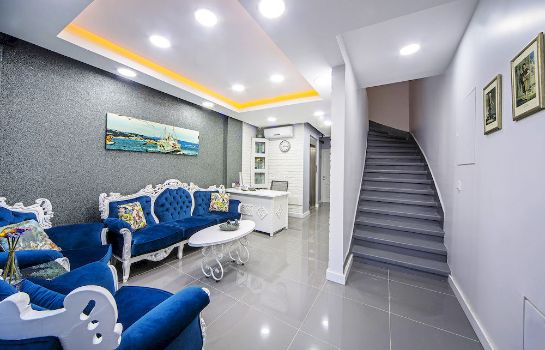 Hotelhal Taksim Unique Suites