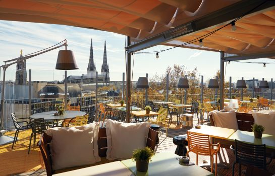 Terrace Mama Shelter Bordeaux