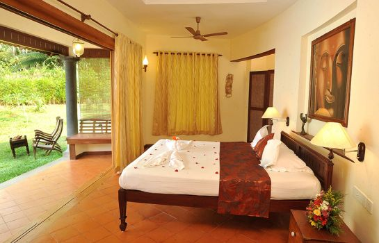 Double room (standard) Ananda Lakshmi Ayurveda Retreat