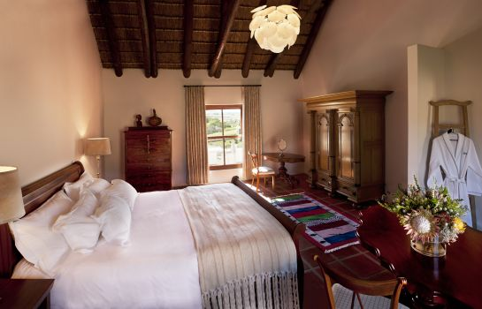 Double room (superior) Sugarbird Manor at Protea Heights Farm