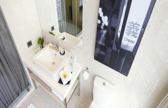 Bagno in camera Hotelday Plus Chiayi