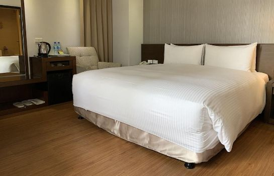 Standardzimmer Ramada Encore by Wyndham Hualien