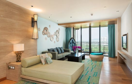 Suite Holiday Inn Resort HAINAN CLEAR WATER BAY