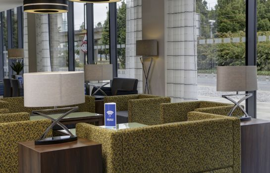 Lobby Holiday Inn Express LONDON - EXCEL