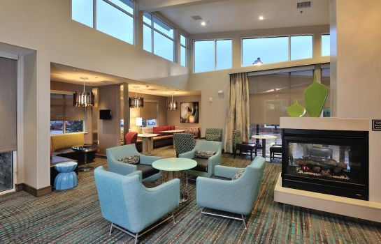 Lobby Residence Inn Houston Northwest/Cypress
