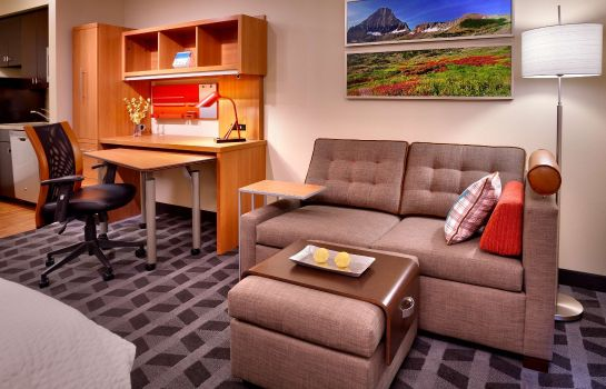 Zimmer TownePlace Suites Missoula