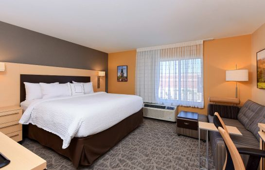 Room TownePlace Suites Detroit Auburn Hills