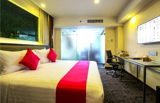 Chambre double (confort) Hotel Royal Bangkok@Chinatown