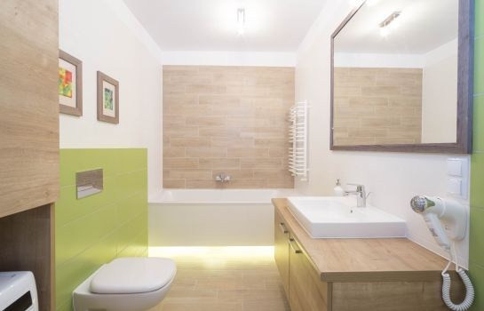 Badezimmer Apartments Wroclaw