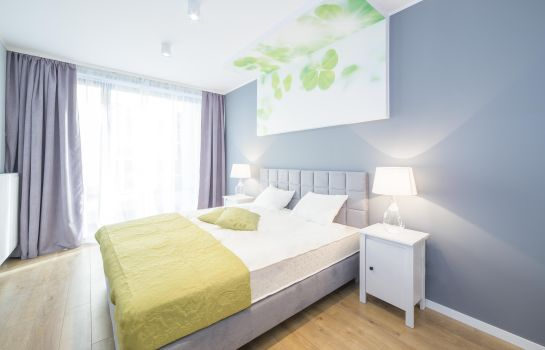 Chambre individuelle (standard) Apartments Wroclaw