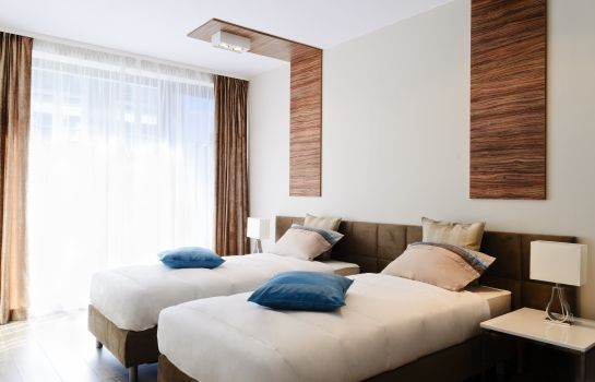 Chambre double (standard) Apartments Wroclaw