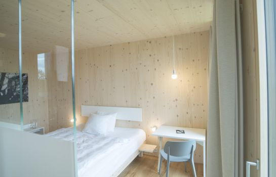 Chambre individuelle (standard) Bader Hotel