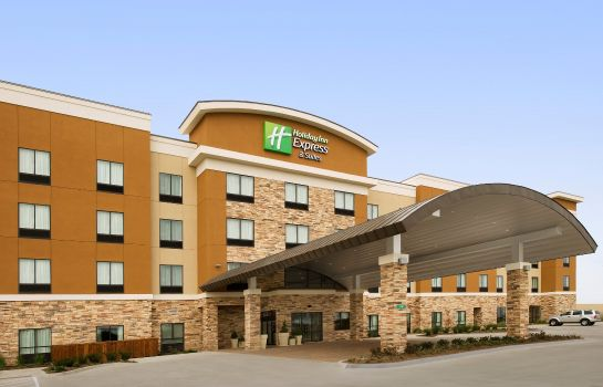 Außenansicht Holiday Inn Express & Suites WACO SOUTH
