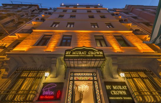 Buitenaanzicht By Murat Crown Hotels Taksim
