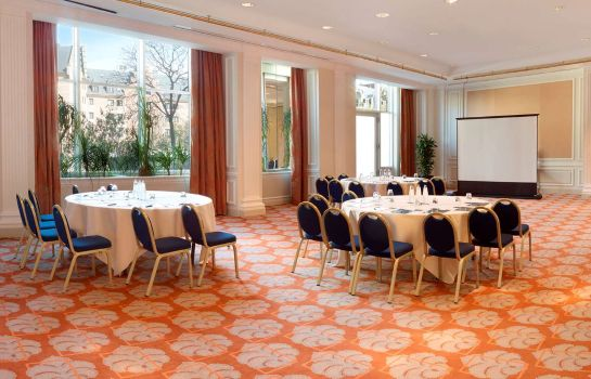 Conference room Hilton Brussels Grand Place