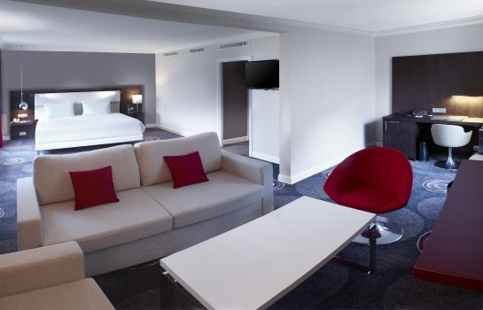 Zimmer Hilton Brussels Grand Place