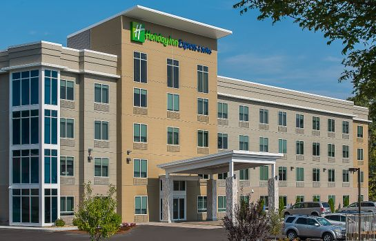 Widok zewnętrzny Holiday Inn Express & Suites NORWOOD-BOSTON AREA