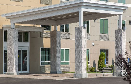 Außenansicht Holiday Inn Express & Suites NORWOOD-BOSTON AREA