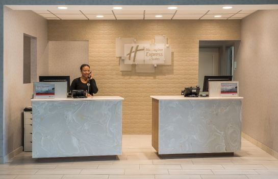 Hotelhalle Holiday Inn Express & Suites NORWOOD-BOSTON AREA