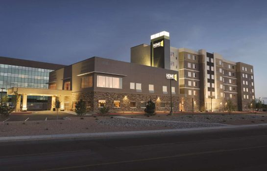 Außenansicht Home 2 Suites by Hilton Albuquerque-Downtown-University