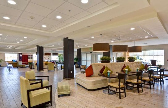 Hotelhalle Home 2 Suites by Hilton Albuquerque-Downtown-University