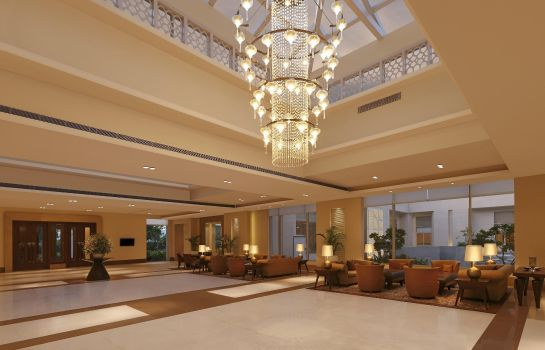 Hotelhalle DoubleTree by Hilton Hotel Agra