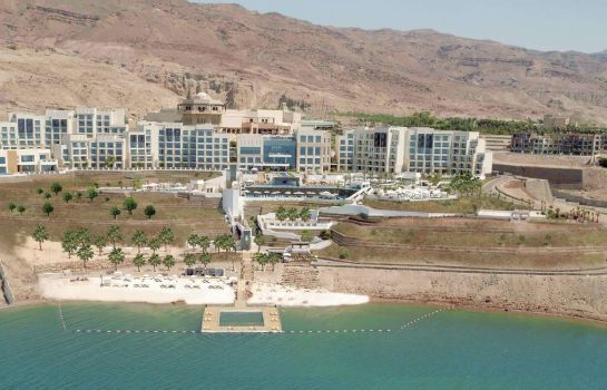 Außenansicht Hilton Dead Sea Resort - Spa