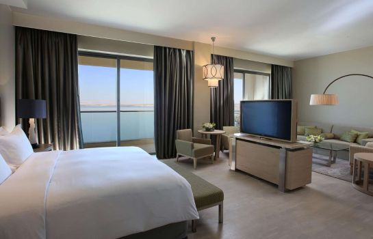 Zimmer Hilton Dead Sea Resort - Spa