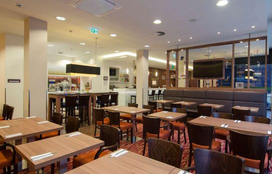 Restaurant Hampton by Hilton Nuremberg City Center Bavaria