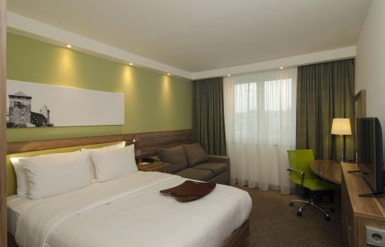 Chambre Hampton by Hilton Nuremberg City Center Bavaria