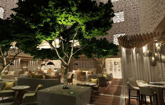 Restaurant DoubleTree by Hilton Hotel Riyadh - Al Muroj Business Gate