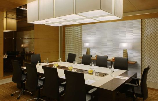 Conference room DoubleTree by Hilton Hotel Riyadh - Al Muroj Business Gate