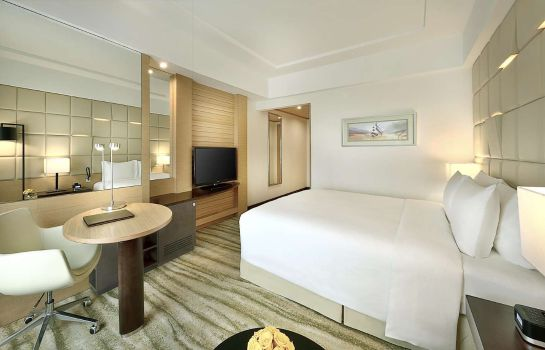 Room DoubleTree by Hilton Hotel Riyadh - Al Muroj Business Gate