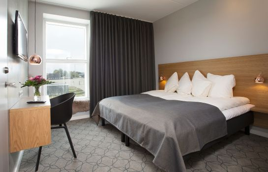 Chambre double (standard) Aalborg Airport Hotel
