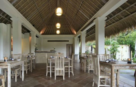Restaurante Puri Sebatu Resort