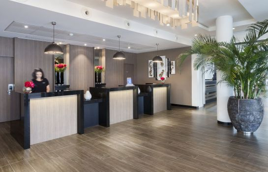 Hall AC Hotel Paris Le Bourget Airport
